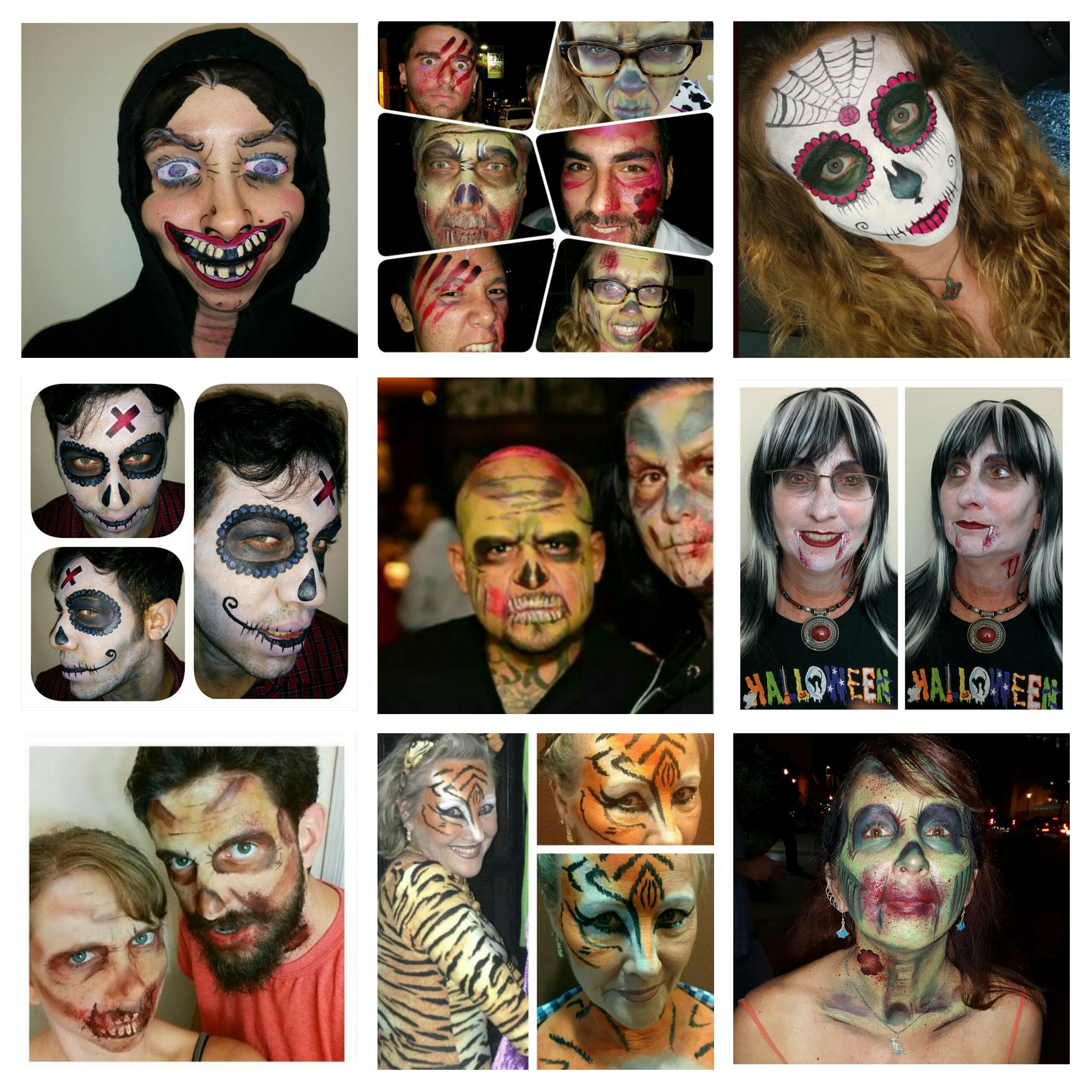 Book us for private appointments and for Halloween costume enhancements!